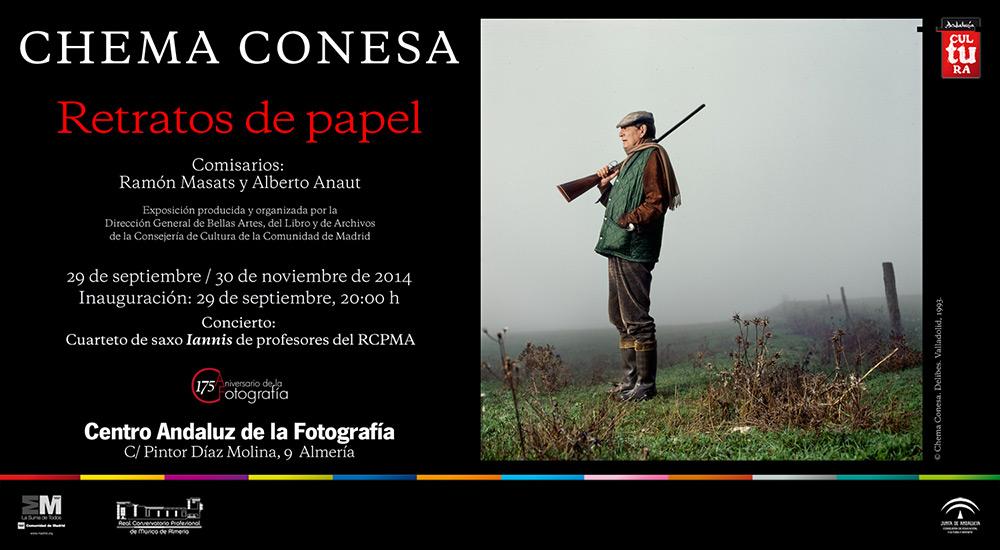 CAF_2014-09_Chema_Conesa-Retratos_de_papel