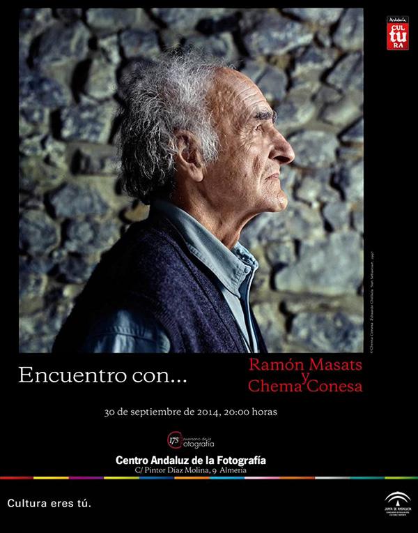 CAF_2014-09_Encuentro_con_Ramon_Masats_y_Chema_Conesa