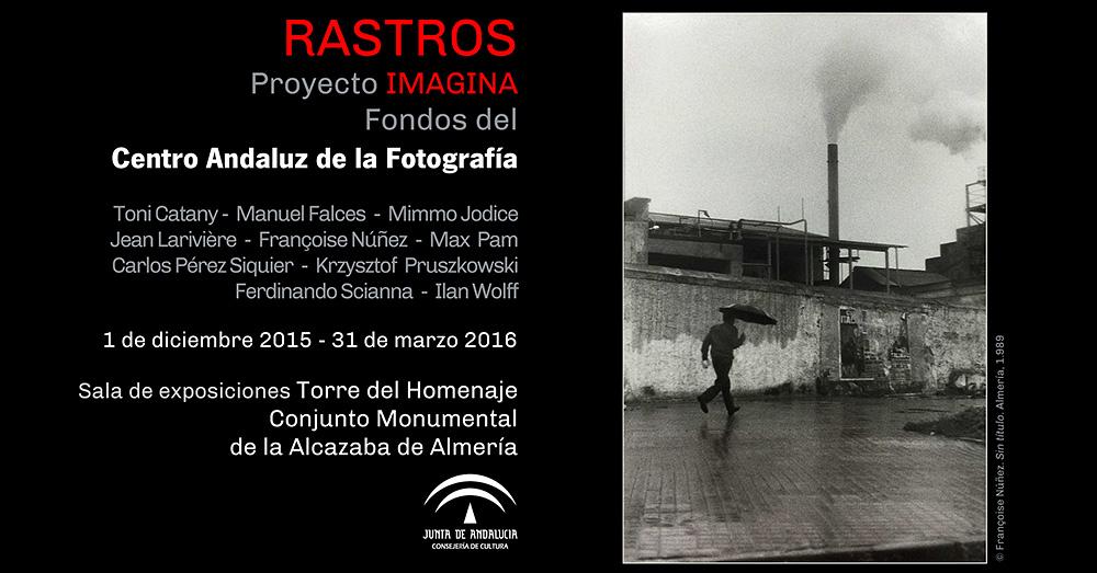 CAF_2013-12 RASTROS. Proyecto Imagina. Fondos del CAF _1000